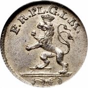 3 Pfennig - Heinrich XI – obverse