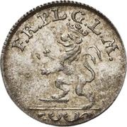 1/48 Thaler - Heinrich XI – obverse