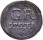 1 Dreier - Heinrich I. – obverse