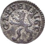 1 Pfennig - Heinrich I. – obverse