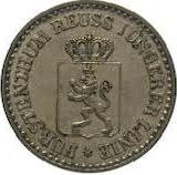 1 Silber Groschen - Heinrich LXII – obverse