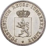 2 Silbergroschen - Heinrich LXII – obverse
