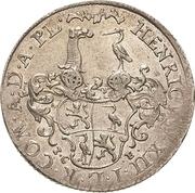 ⅙ Thaler - Heinrich XII. – obverse