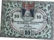 10 Pfennig (Zeulenroda) – obverse