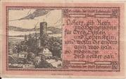 10 Pfennig (Lobenstein) – reverse