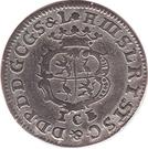 1/24 Thaler - Heinrich III. – obverse