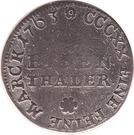 1/24 Thaler - Heinrich III. – reverse