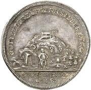 ¼ Thaler - Heinrich III. (Ausbeute Grube Kleinreinsdorf) – reverse