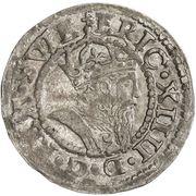 1 Ferding - Eric XIV (Type 1; without crown) – obverse