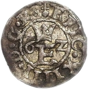 1 Schilling - Eric XIV (Without crown) -  obverse