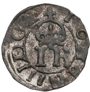 1 Schilling - Johan III (Type 1; with circle) – obverse