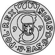 4 Pfennig - Sigismund – obverse