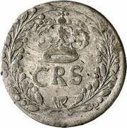 4 Rundstück - Carl XI – obverse