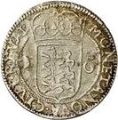 1 Öre - Sigismund – reverse