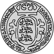 4 Mark - Gustav II Adolf (Weight of 10 Mark) – reverse