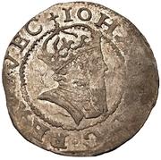 1 Ferding - Johan III (Wavy shield) – obverse