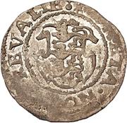 1 Ferding - Johan III (Wavy shield) – reverse
