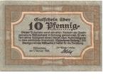 10 Pfennig (Höhscheid) – obverse