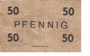 50 Pfennig (Kreis Moers) – reverse