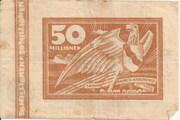 50,000,000 Mark (Landesbank der Rheinprovinz) – reverse