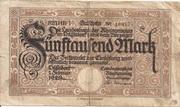 5,000 Mark (Landesbank der Rheinprovinz) – obverse