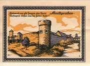 50 Pfennig (Zons) – reverse