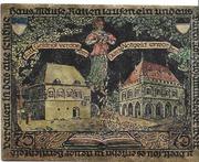75 Pfennig (Erkelenz) – reverse