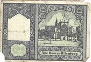 500 Mark (Kreis Mülheim am Rhein, Kreis Wipperfürth) – reverse