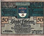 50 Pfennig (Erkelenz) – obverse