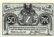50 Pfennig (Kreis Merzig-Wadern) – obverse