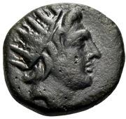 Bronze Æ19 - Epityches -  obverse