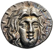 Didrachm - Aristokritos – obverse
