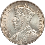 2 Shillings - George V – obverse