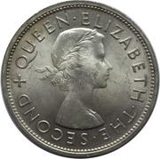 1 Crown - Elizabeth II (Cecil Rhodes) – obverse