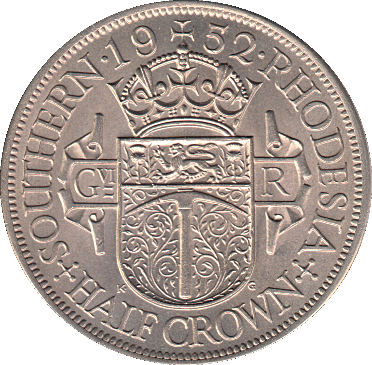 RARE VINTAGE 3 PENCE COIN 1949 YEAR KM#20 SOUTHERN RHODESIA