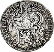 1 Thaler - Johann IV. – obverse