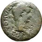 AE23 - Domitianus (Macedonia) – obverse