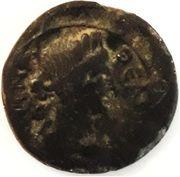 Bronze AE17 (Pergamon) – obverse