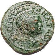 Assarion - Severus Alexander (Nicaea) – obverse