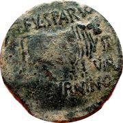 As - Tiberius (Calagurris) – reverse