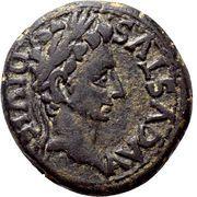 Semis - Auguste (Carthago Nova) – obverse