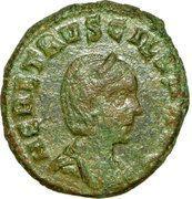Sestertius - Herennia Etruscilla (PMS COL VIM AN XII; Viminacium) – obverse