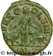 Sestertius - Herennia Etruscilla (PMS COL VIM AN XII; Viminacium) – reverse