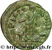 Sestertius - Trebonianus Gallus (PMS C-OL-VIM) – reverse