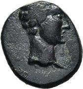 Hemiobol - Tiberius (Lycia, Termessos) – obverse