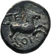 Hemiobol - Tiberius (Lycia, Termessos) – reverse