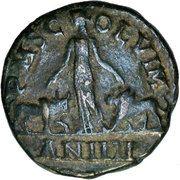 Dupondius - Gordianus III (P M S COL VIM; Viminiacium) – reverse
