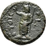 Potin Tetradrachm - Tacitus (Alexandria) – reverse