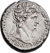 Tetradrachm - Nero (Syria) – reverse