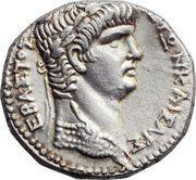 Tetradrachm - Nero (Antioch mint) – obverse